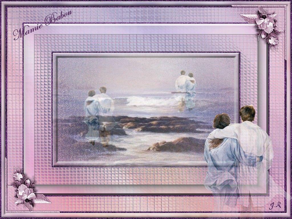 37ffbkf2 dans fond ecran paysage violet