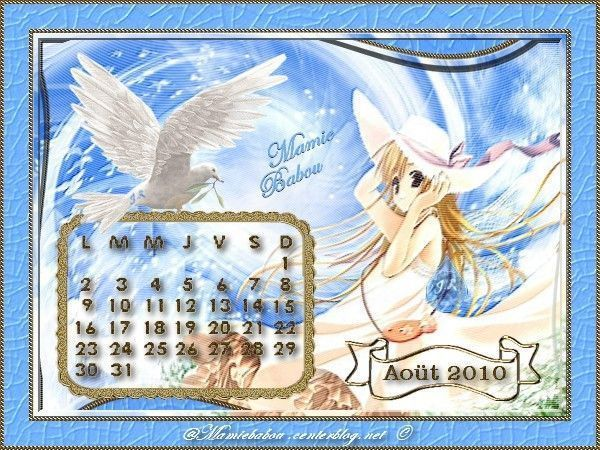 Défis calendrier Aout 2010 [ AVANT LE  20 JUILLET] A848a94e
